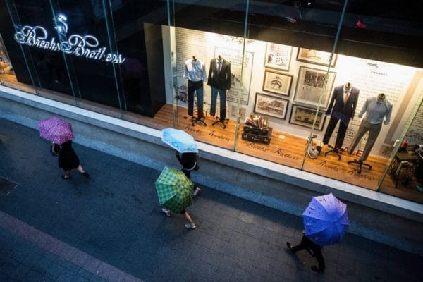 Brooks Brothers Refashions Its Supply Chain for Modern Retail