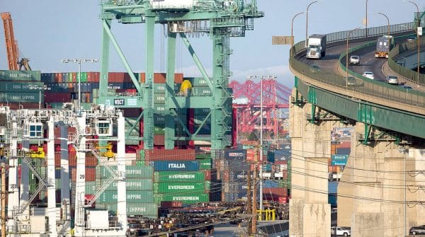 Nation's Largest Ports Report Record TEU Volume Levels Ahead of Tariffs