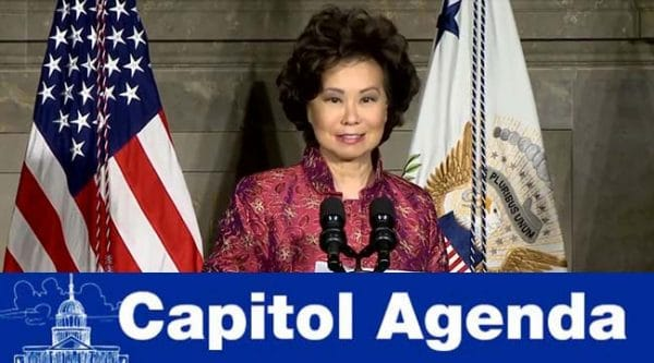 Transportation Secretary Elaine Chao Stresses Benefits of Long-Term Highway Bill