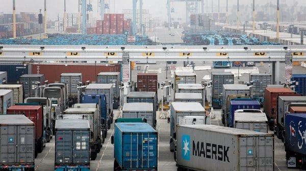 West Coast Ports Show Early Signs of Slowdown Due to Tariffs