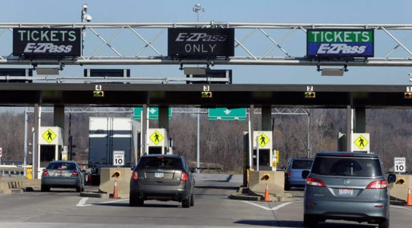 Gateless Tolling Coming to Ohio Turnpike